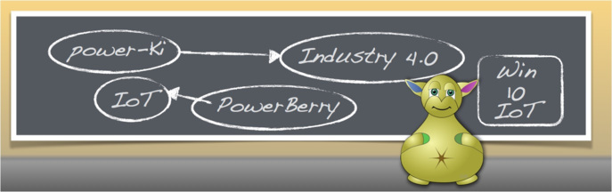 XPLAB university : power-ki, powerBerry, IoT
